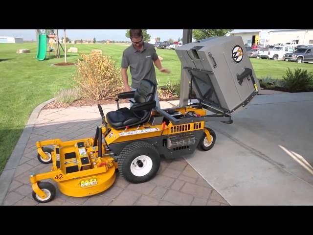 Tracteur tondeuse autoport e walker mt23 pro neuve pour for Tarif pour tondre pelouse