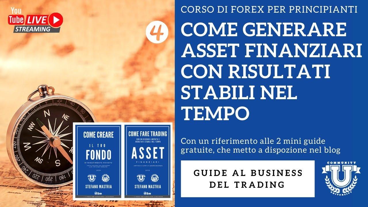 Corso trading affidabile – miglior corso trading Forex per principianti