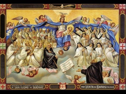 All Saints of the Benedictine Order (13 November)