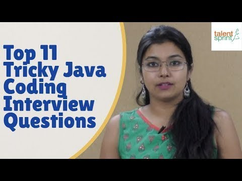 Top 11 Tricky Java Coding Interview Questions | Java Program