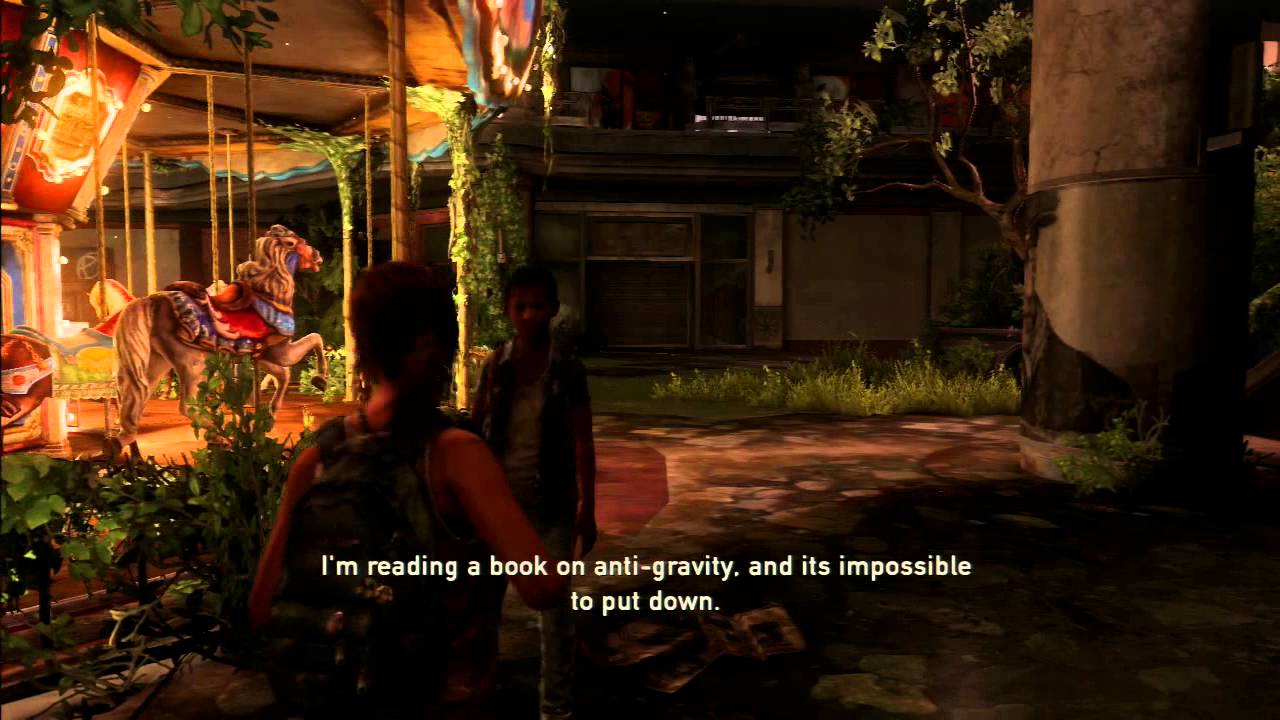 The Last Of Us Left Behind Puns Youtube