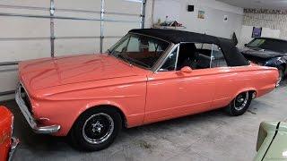 1963 Plymouth Valiant V8 Hot Rod - Startup and Walkaround