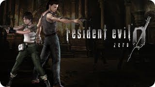 RESIDENT EVIL ZERO HD | DIFICIL | SPEEDRUN 01:44:49 | WORLD RECORD | CkriZz666