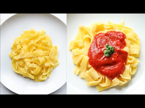 Keto Pasta Noodles Recipe Just 2 Ingredients (And a Secret One)