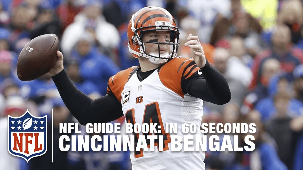 65c2ac63 The Cincinnati Bengals: 'Who Dey' | In 60 Seconds | NFL - YouTube