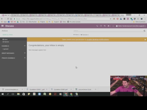 Odoo Live Support: July 7