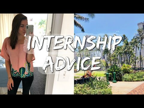 HOW TO GET A SUMMER INTERNSHIP | quick & easy