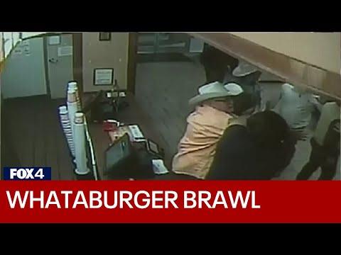 Video released of restaurant brawl involving former sheriff