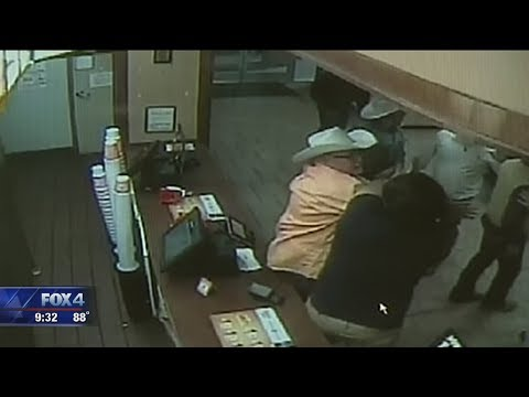 Whataburger brawl VIDEO