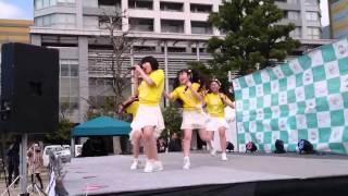 BABYFACE(ベビーフェイス) 2016/3/26 すみだライブ@錦糸公園さくらま...