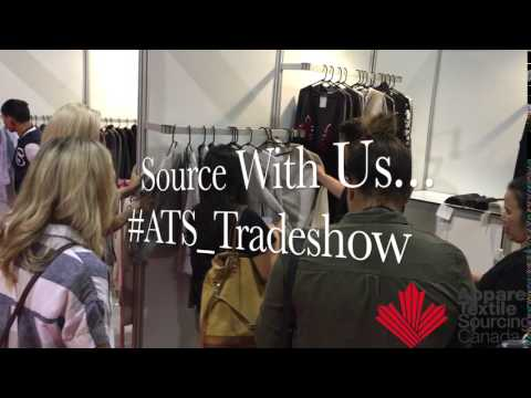 Apparel Textile Sourcing Tradeshow In Canada