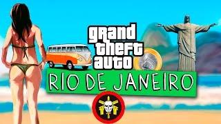 GTA RIO DE JANEIRO - MODS BRASILEIROS DO GTA SAN ANDREAS!