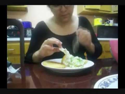 Receta de gorditas de chicharron prensado y queso - La receta de la