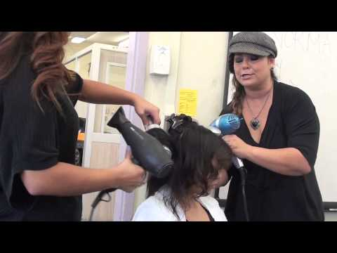 Blow Dry Wavesl like Kim Kardashian's hair and celebrity success