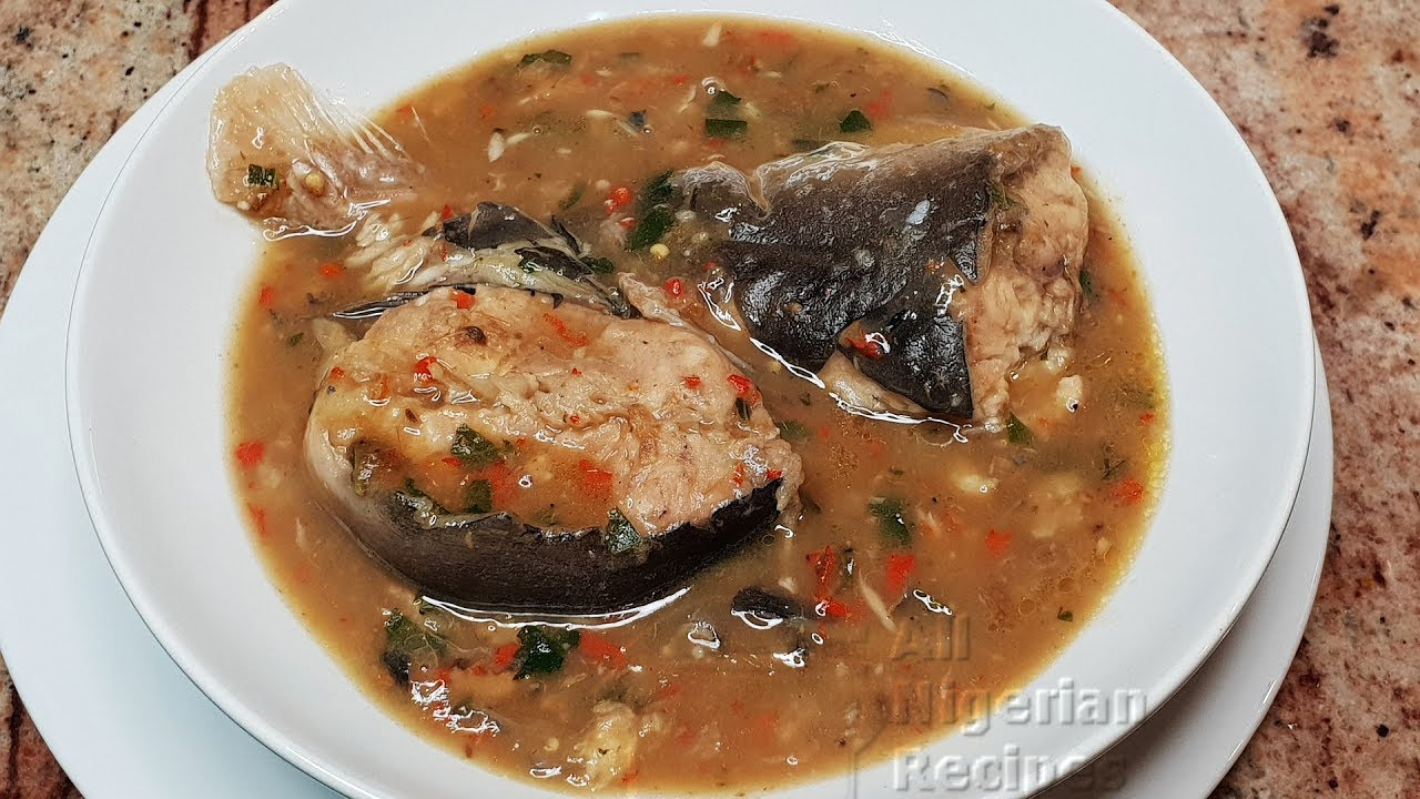 Download HOW TO COOK OFE NSALA: THE NIGERIAN SOUP FOR GOOD IN-LAWS | Flo Chinyere