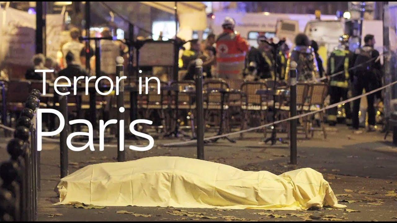 Terror In Paris: How France's Night Of Horror Unfolded