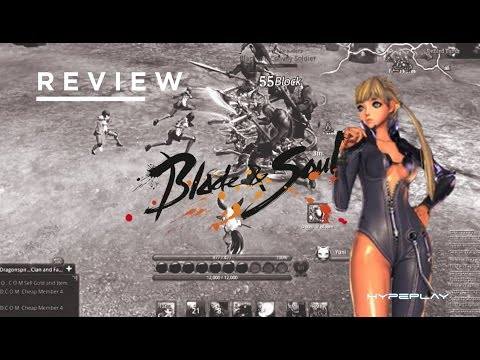 Blade & Soul NA Review (Indonesia)