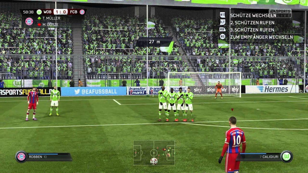 Bayern München Gegen Wolfsburg 2021