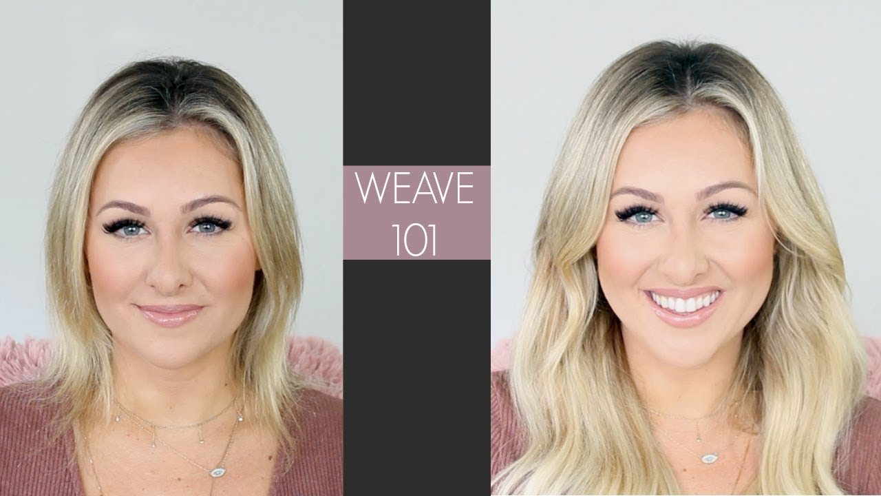 Weave 101 The Best Hair Extensions You Can Buy Youtube