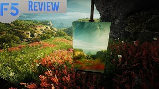 Eastshade Review: Exploring Alternatives to Combat (Video Game Video Review)