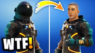 FORTNITE DARK VOYAGER UNMASKED GLITCH! l 20+ KILLS HILARIOUS BEGINNING INTENSE ENDING l