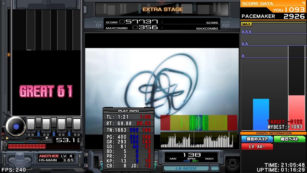 ★4 aliceblue (Radio Edit) (SP EX+) HARD CLEAR A