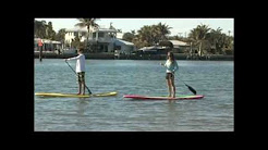 SoFlo Paddleboards  - standup paddleboard