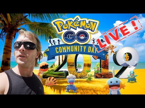 Download 🔴 COMMUNITY DAY ALL STAR EN DIRECT DE GUADELOUPE !!! - DIMANCHE LIVE POKEMON GO