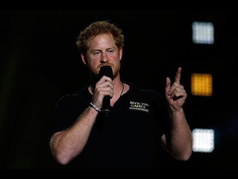 Prince Harry's speech at the closing ceremony of the 2016 Orlando Invictus Games