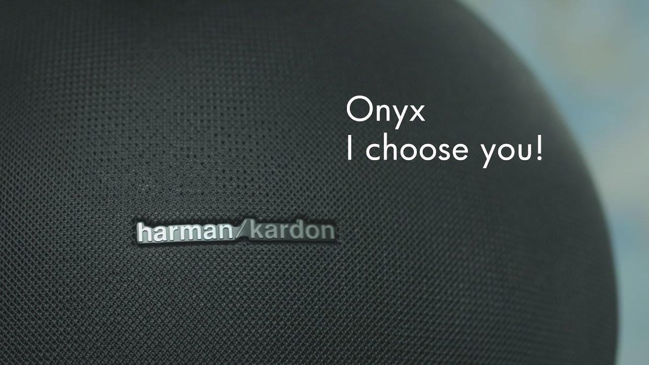 harman kardon onyx speaker review
