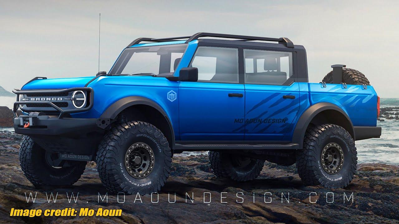 2021 Ford Svt Bronco Raptor Pictures