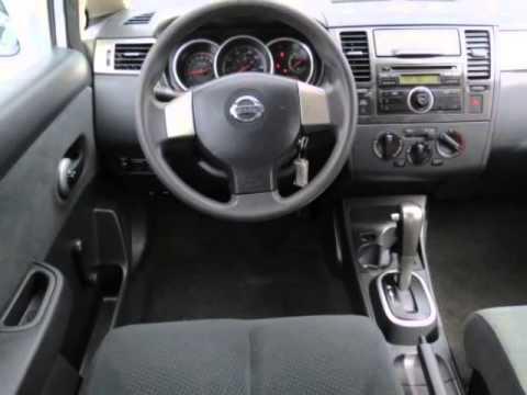 2011 Nissan Versa 5dr Hb I4 Auto 1 8 S Tire Pressure Monitor Power Locks Youtube