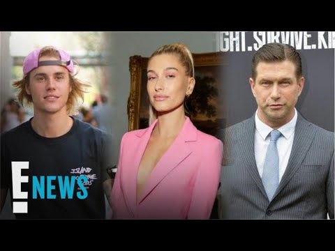 Justin Bieber Spends Time With Hailey Baldwin's Dad | E! News