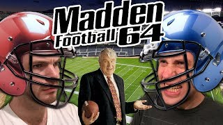 Madden Football 64 — Tandem Encounter