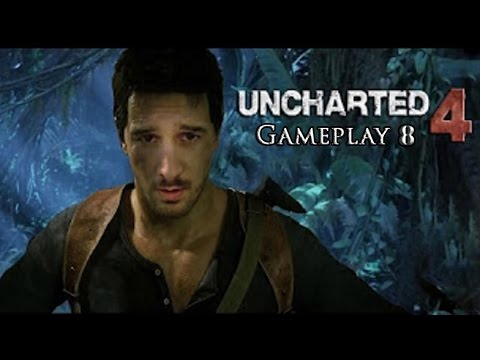 PIRATE PARADISE   Uncharted 4 - Gameplay 8 on Playstation 4