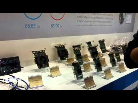 ISE 2016: ISE 2016: Nanjing Magewell Details Electronics USB Capture SDI