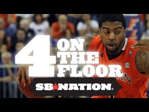 Point Shaving, March Madness Upsets, NFL Bounty Reactions, and More - 4 on the Floor