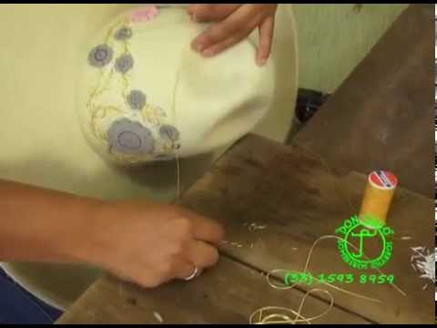 Sombrero charro 4 to. paso Casa Don Cuco - YouTube 573c9af431b