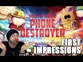 SOUTH PARK PHONE DESTROYER : First Impressions