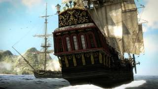 Port Royale 3 Pirate and merchants offical trailer  HD