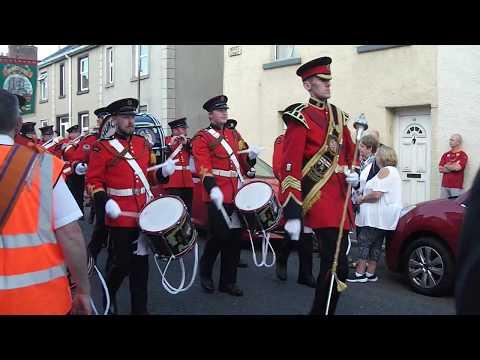 12th July 2017 - Londonderry Return Parade