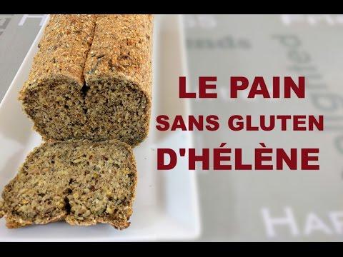 The great gluten-free bread from Helen