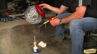Phoenix Systems V-12 DIY Reverse Brake Bleeder Walkthrough