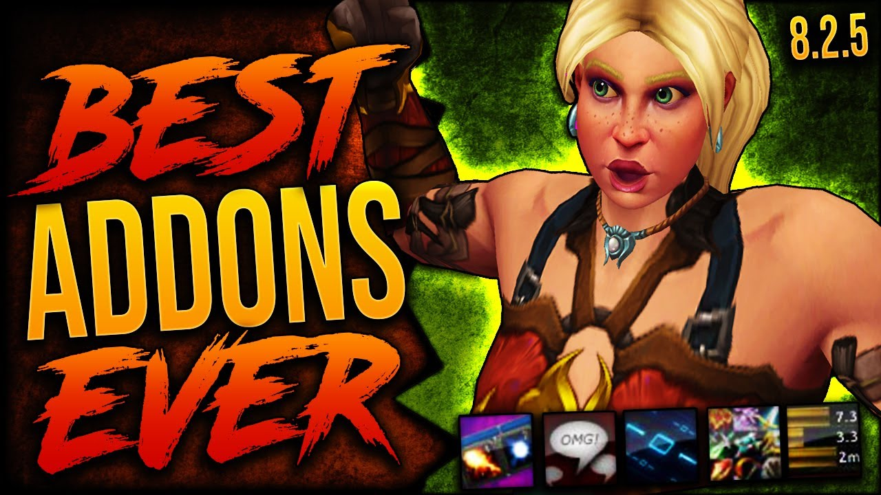 Top 10 Addons You Need For Classic Wow Youtube
