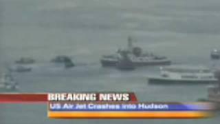 "Long Island guy witnesses ""Wild"" planecrash"