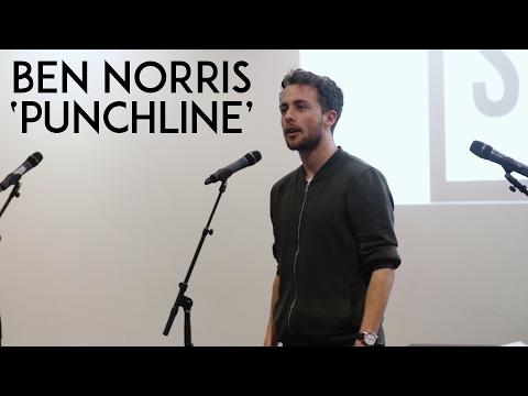 Ben Norris | Spoken Word | Punchline