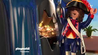 Игры с Playmobil — Пираты и солдаты — Игровые наборы