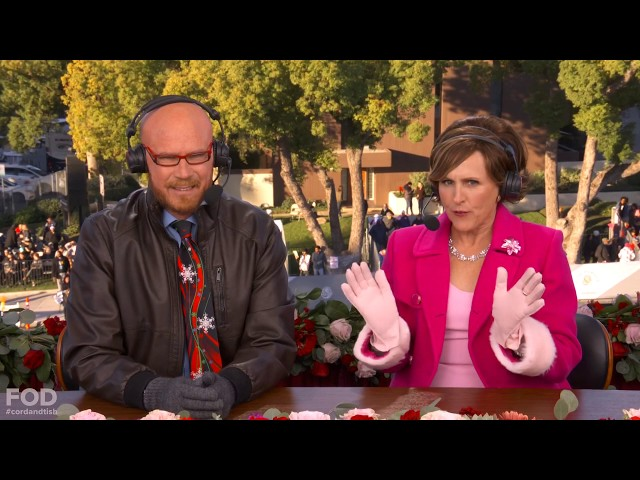 FUNNY OR DIE'S 2019 Rose Parade with Cord & Tish