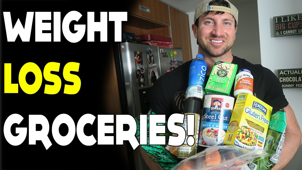 Delicious Weight Loss Groceries Fat Loss Grocery Haul