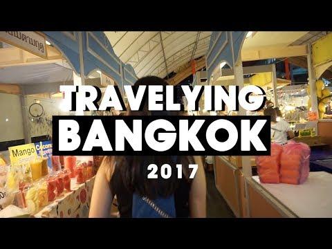 BANGKOK IN 2017 - SHOPPING, NIGHT MARKETS, CAFES & MORE